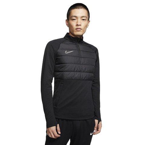Nike Dri-Fit Academy Soccer Drill Half-Zip Long-Sleeve Erkek Tişört