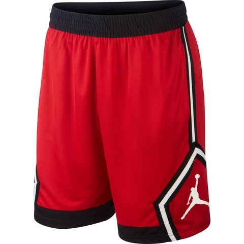 Nike Jordan Jumpman Diamond Striped Erkek Şort