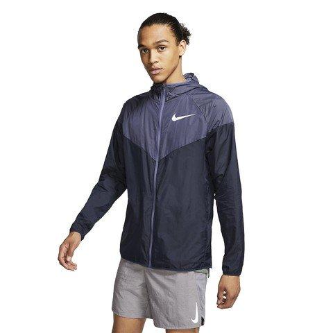 Nike Windrunner Running Kapüşonlu Erkek Ceket