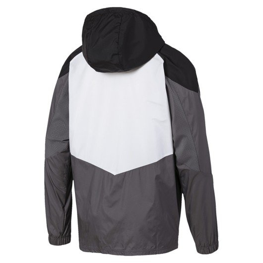 Puma Reactive Woven Full-Zip Hoodie Kapüşonlu Erkek Ceket