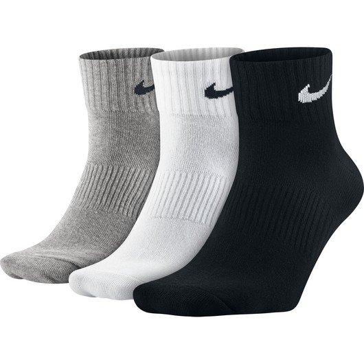 Nike Lightweight Quarter (3 Pair) Erkek Çorap