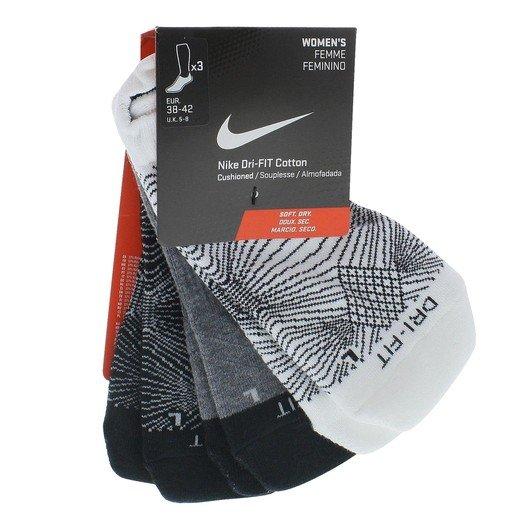 Nike Graphic 2 Dri-Fit 3'lü Kadın Çorap