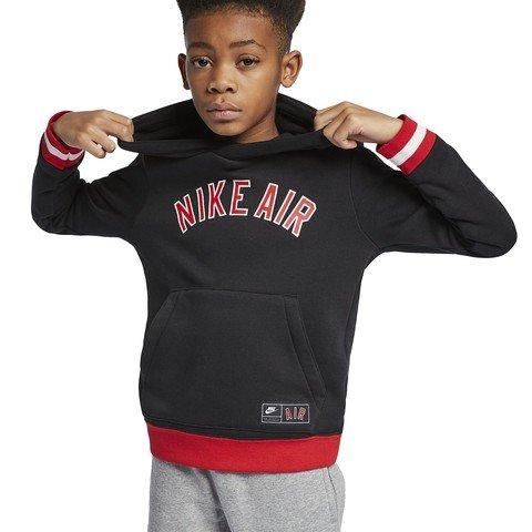 Nike Air Essential B Fleece Top Hoodie Kapüşonlu Çocuk Sweatshirt