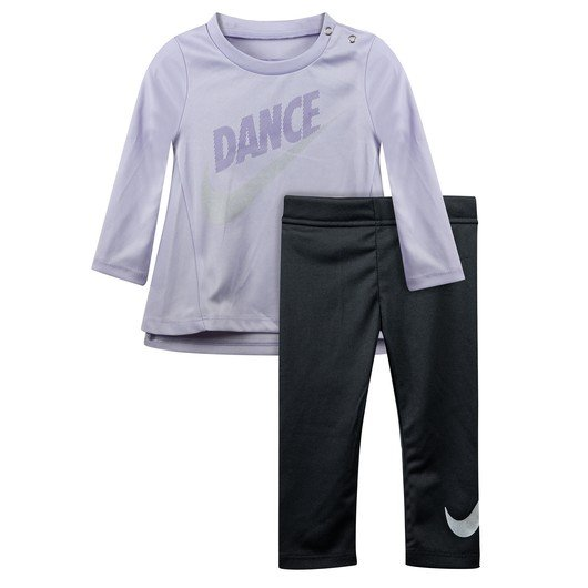 Nike Dri-Fit Dance Tunic Legging Çocuk Takım