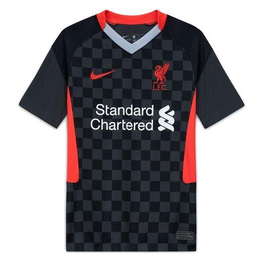 Nike Liverpool FC 2020-2021 Stadyum Üçüncü Takım Çocuk Forma