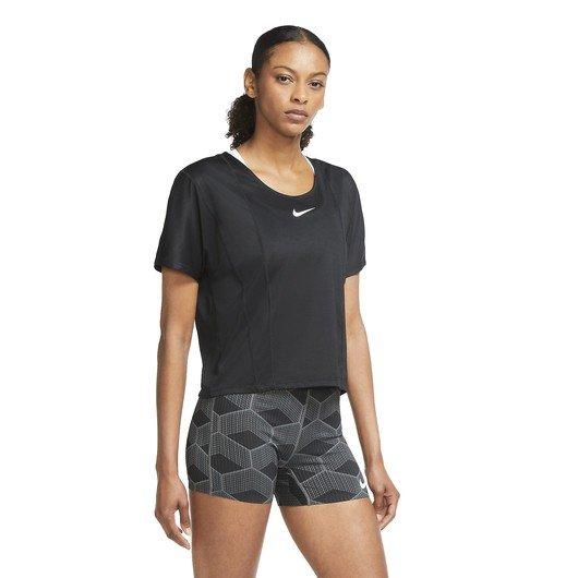 Nike Icon Clash City Sleek Running Top Kadın Tişört