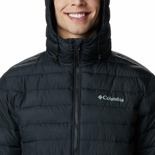 Columbia Powder Lite™ Hooded Erkek Mont