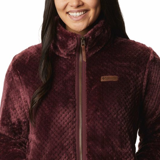 Columbia Fire Side II Sherpa Full Zip Kadın Ceket