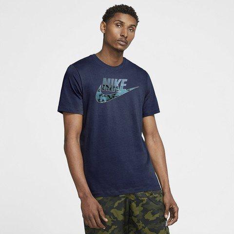 Nike Sportswear Camouflage Swoosh Short-Sleeve Erkek Tişört