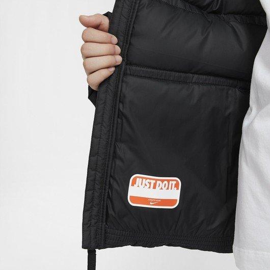 Nike Sportswear Down Full-Zip Hoodie Çocuk Mont