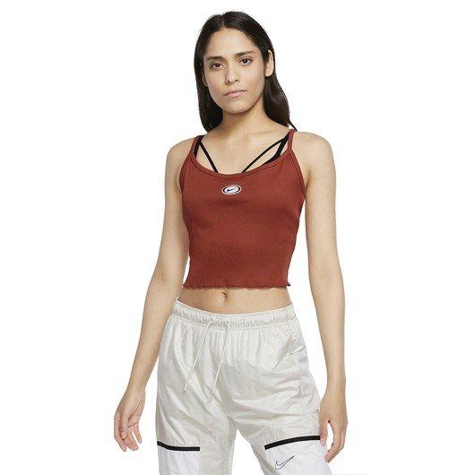 Nike Sportswear Cropped Tank Top Kadın Atlet