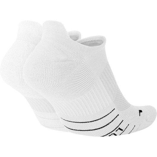 Nike Multiplier No-Show Running (2 Pair) Unisex Çorap