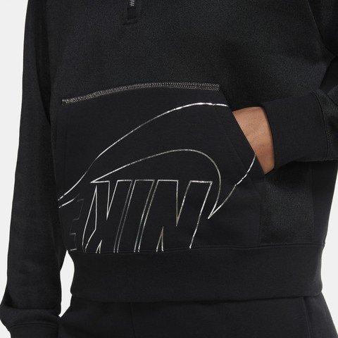 Nike Sportswear Icon Clash 1/4-Zip Fleece Kadın Sweatshirt