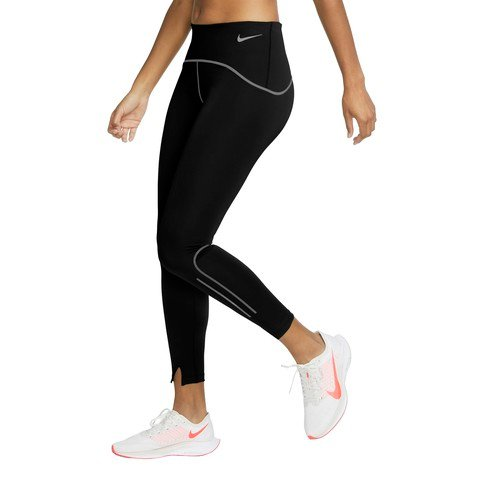 Nike Speed 7/8-Length Matte Running Leggings Kadın Tayt