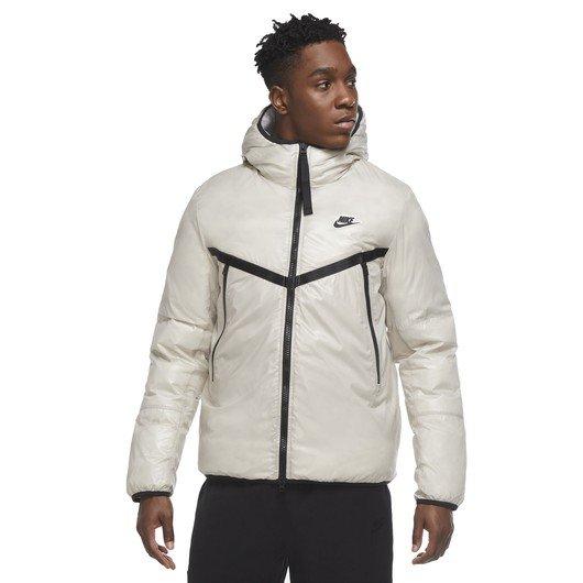 Nike Sportswear Synthetic-Fill Windrunner Repel Full-Zip Hoodie Erkek Mont