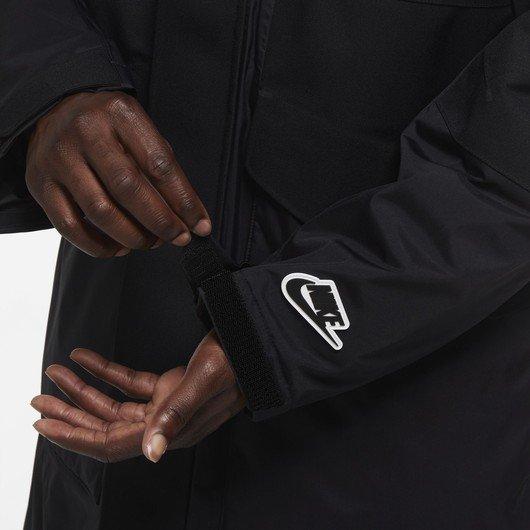 Nike Sportswear Synthetic-Fill HyperShield Full-Zip Hoodie Erkek Parka