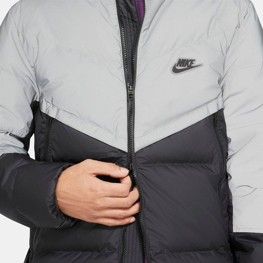 Nike Sportswear Down Fill Windrunner Full-Zip Hoodie Erkek Mont