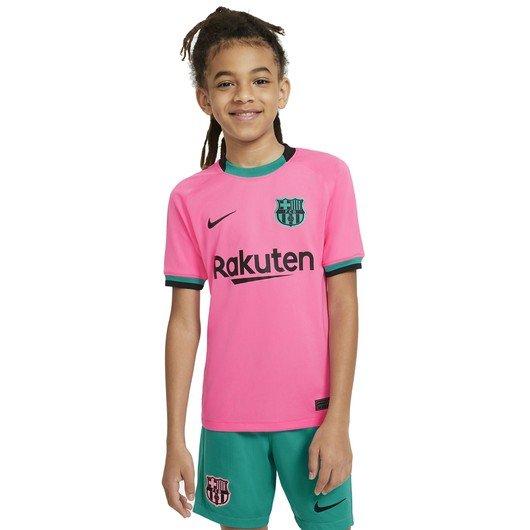 Nike FC Barcelona 2020-2021 Stadium Football Üçüncü Takım Çocuk Forma