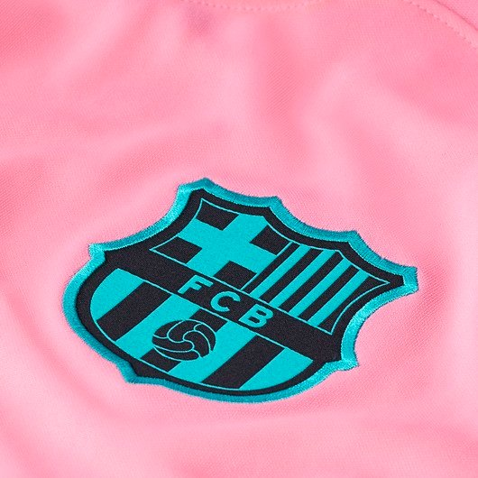 Nike FC Barcelona 2019-2020 Stadium Football Üçüncü Takım Erkek Forma