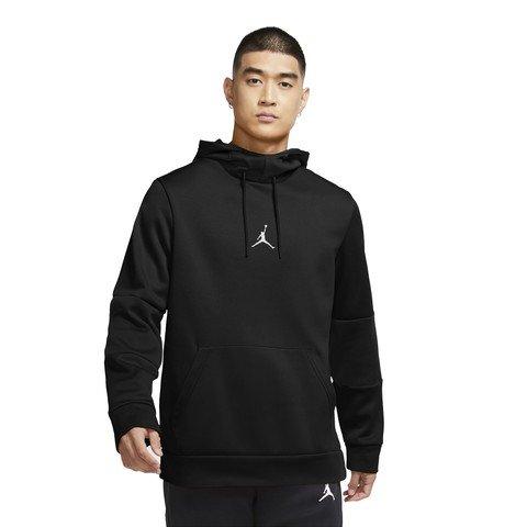 Nike Jordan Air Therma Training Fleece Pullover Hoodie Erkek Sweatshirt