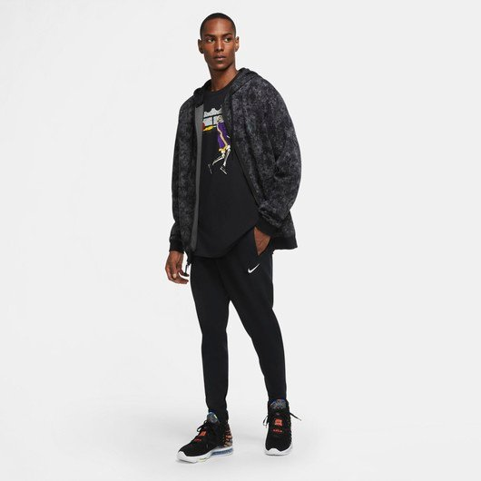Nike LeBron All Over Full-Zip Hoodie Erkek Sweatshirt