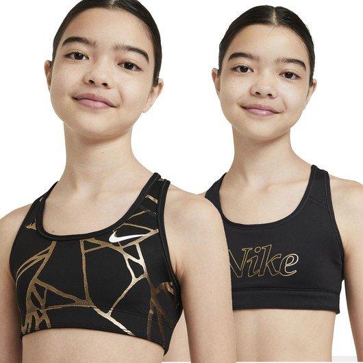 Nike Swoosh Reversible Çocuk Büstiyer