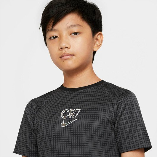 Nike Dri-Fit CR7 Football Short-Sleeve Çocuk Tişört