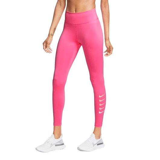 Nike Swoosh Run 7/8 Running Leggings Kadın Tayt