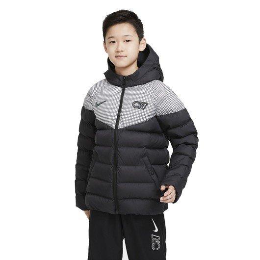 Nike CR7 Padded Football Full-Zip Hoodie Çocuk Ceket