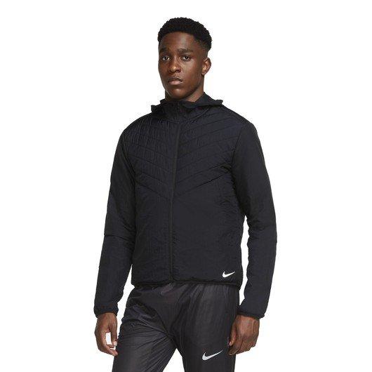 Nike AeroLayer Running Full-Zip Hoodie Erkek Ceket