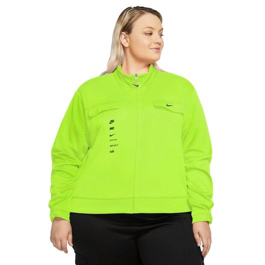 Nike Sportswear Swoosh Full-Zip Kadın Ceket