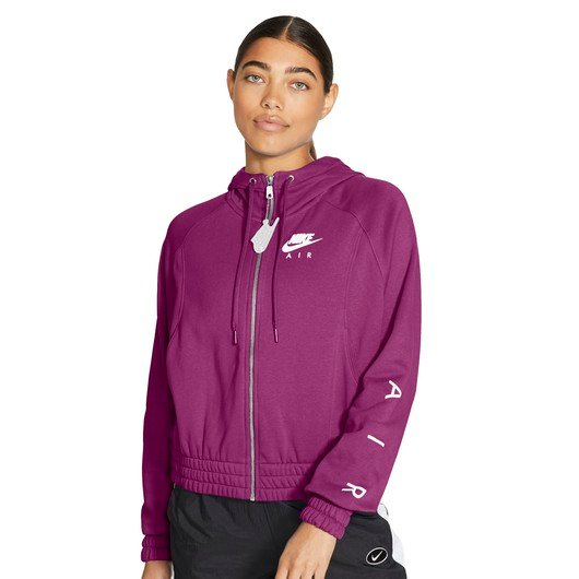Nike Sportswear Air Fleece Full-Zip Hoodie Kadın Sweatshirt
