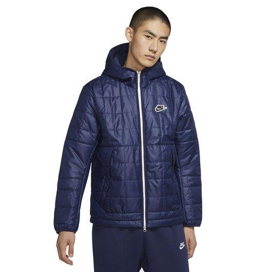 Nike Sportswear Synthetic-Fill Full-Zip Hoodie Erkek Mont
