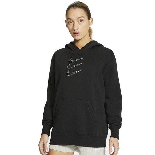 Nike Sportswear Fleece Restone Hoodie Kadın Sweatshirt