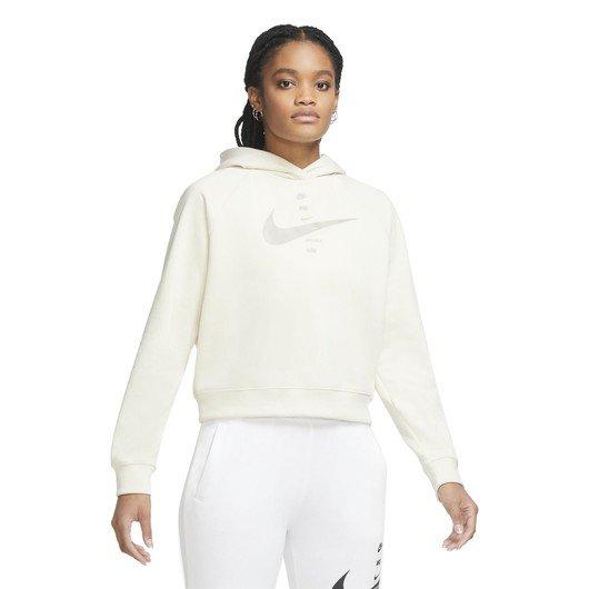 Nike Sportswear Swoosh Fleece Hoodie Kadın Sweatshirt