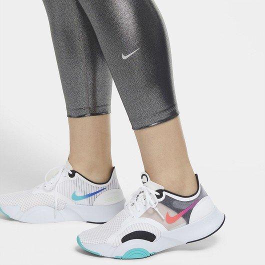 Nike One Icon Clash Shimmer 7/8 Kadın Tayt