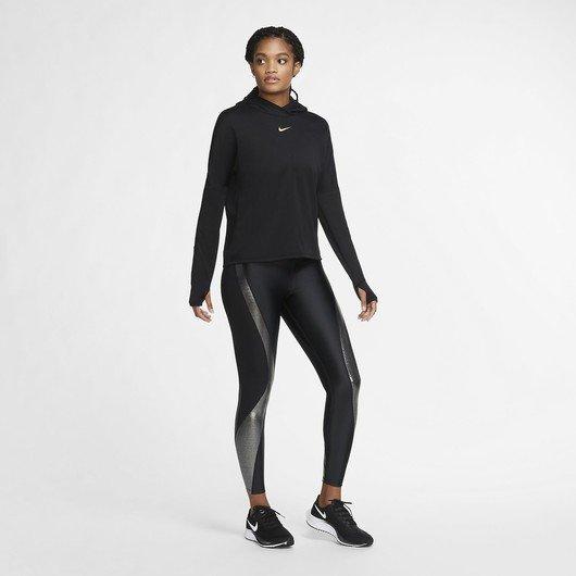 Nike Icon Clash Running Top Long-Sleeve Kadın Tişört