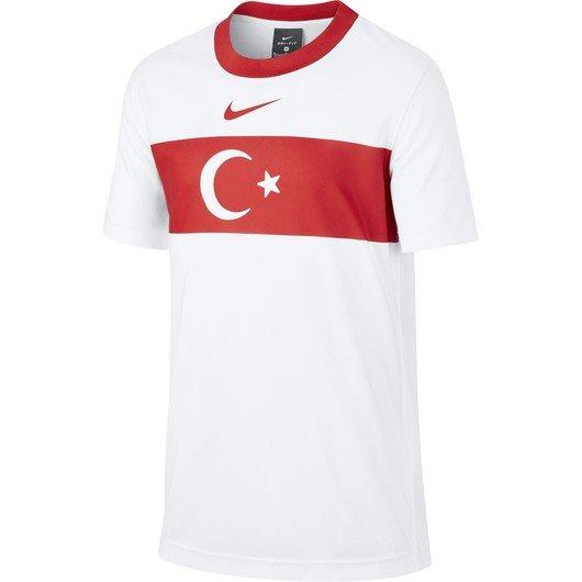 Nike Türkiye 2019-2020 Breathe Short-Sleeve Çocuk Forma