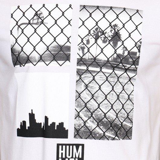 Hummel Edoardo Short-Sleeve Erkek Tişört