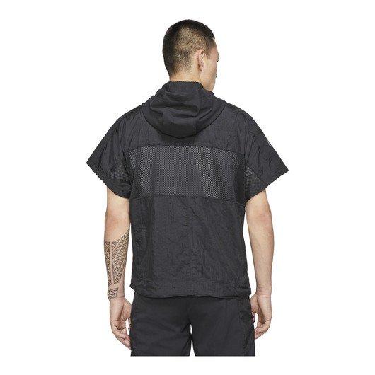 Nike Short-Sleeve 1/2-Zip Training Hoodie Kapüşonlu Erkek Ceket