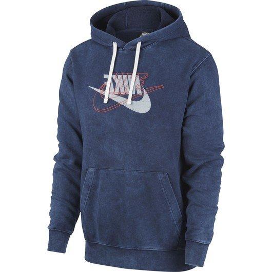 Nike Sportswear French Terry Pullover Hoodie Erkek Sweatshirt
