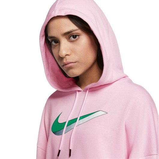 Nike Sportswear Icon Clash Fleece French Terry Hoodie Kadın Sweatshirt