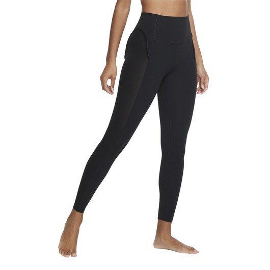 Nike Yoga Luxe Infinalon Ruffled 7/8 Leggings Kadın Tayt