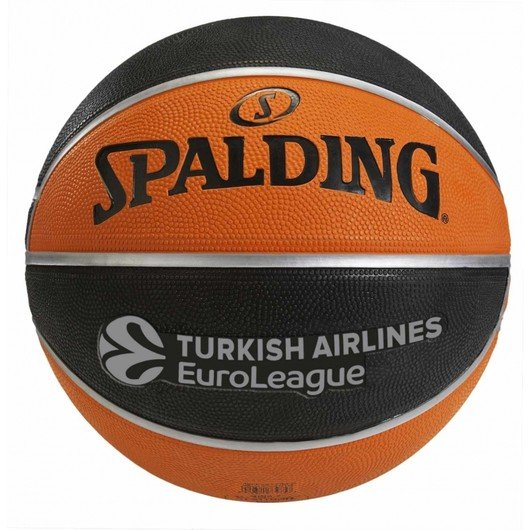 Spalding TF-150 Turkish Airlines Euroleague No:5 Basketbol Topu