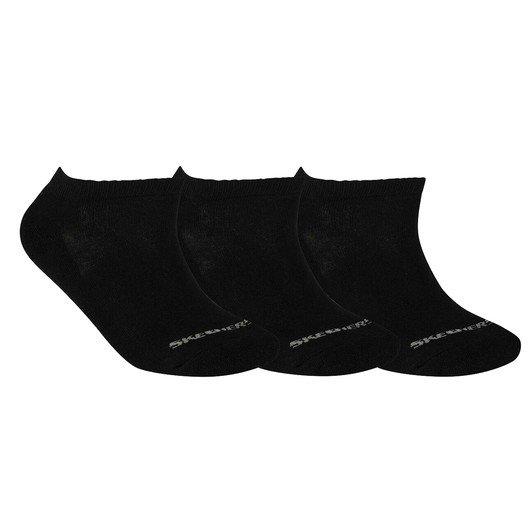 Skechers SKX Padded Low Cut (3 Pack) Unisex Çorap