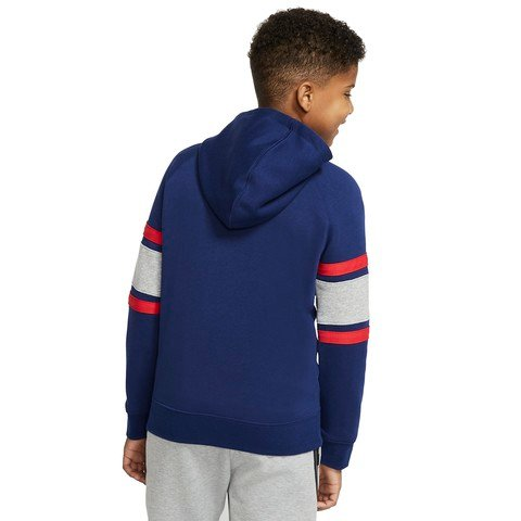 Nike Air Older Kids' Full-Zip Hoodie Çocuk Sweatshirt