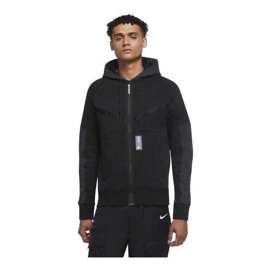 Nike Sportswear Air Max Full-Zip Fleece Hoodie Erkek Sweatshirt