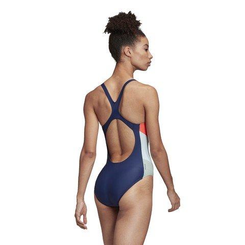 adidas Colorblock Swimsuit Kadın Mayo
