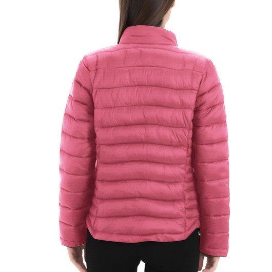 Lumberjack Basic Padded Coat Full Zip Kadın Mont