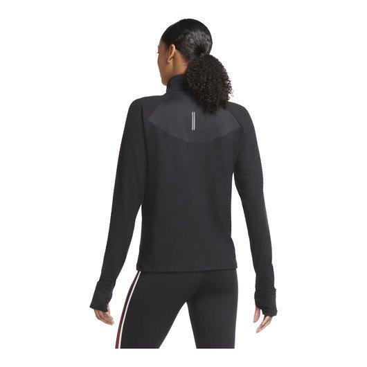 Nike Sphere 1/2-Zip Long-Sleeve Running Top Kadın Tişört